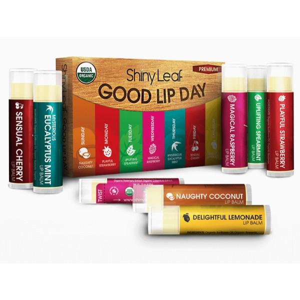 Lip Balm Products - Lip Balm by Shiny Leaf